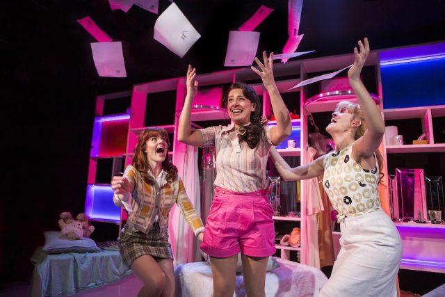 Review of Vanties the musical