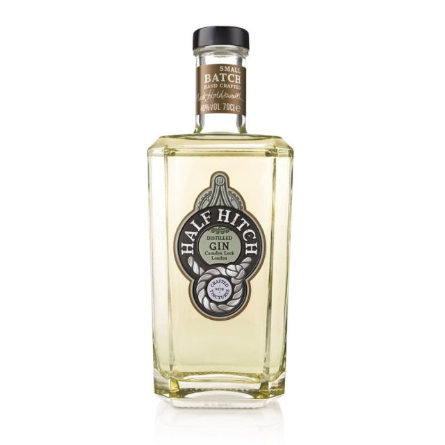 review of half hitch gin