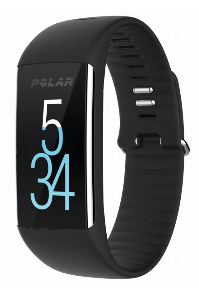 Polar fitness tracker