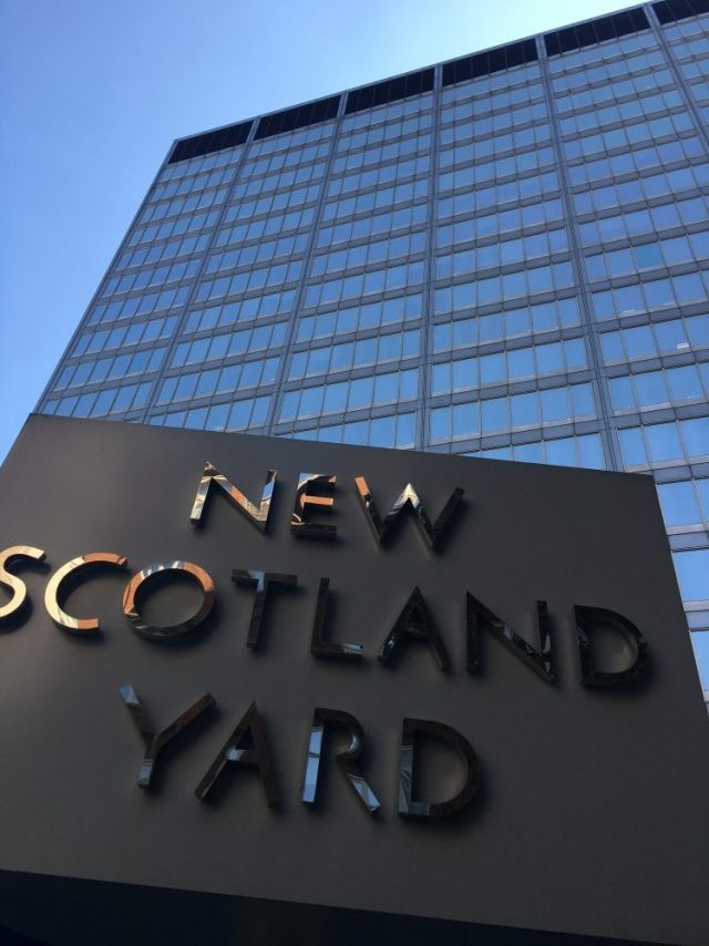 New Scotland Yard, Met Police