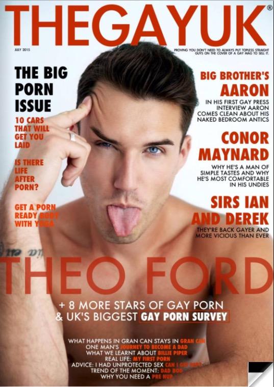 Issue 13 TheGayUK Magazine