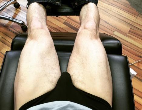 Austin Armacost legs