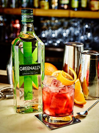 recipe for a gin cocktail