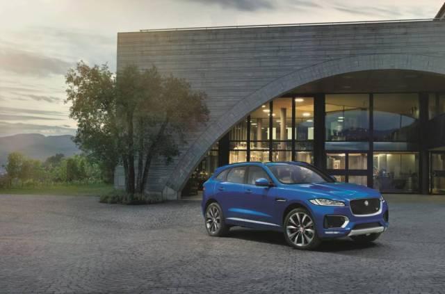 Jaguar F-Pace S 3.0 V6 AWD review