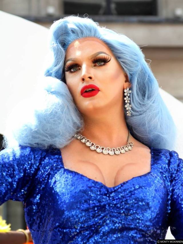 where to see good drag in London