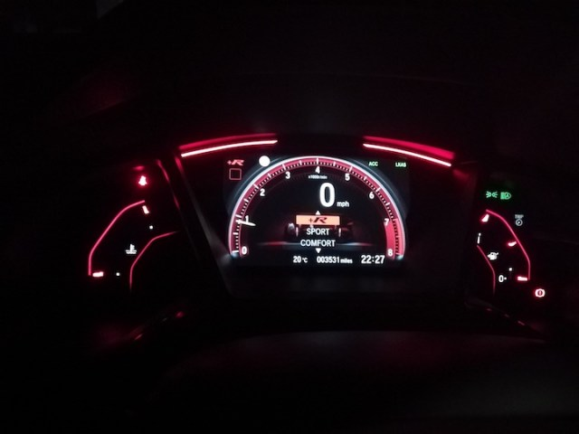 Honda Civic Type R GT 2.0 VTEC Turbo review