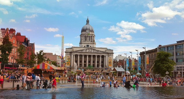 gay listings for the UK city of Nottingham