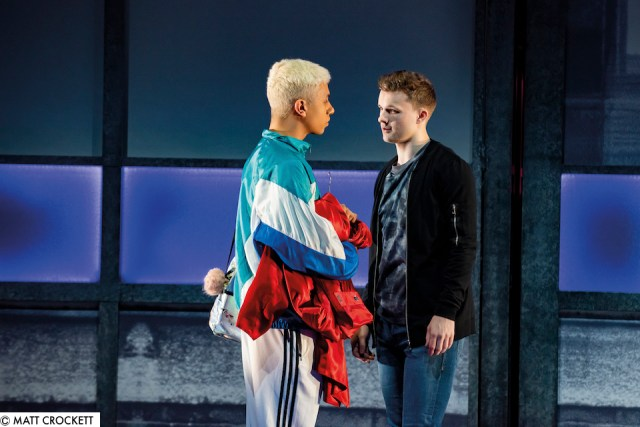 Everybody's Talking About Jamie London review