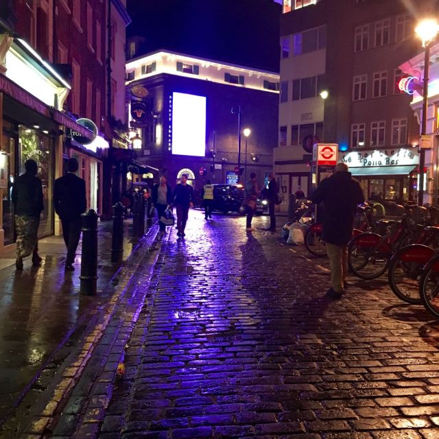 Soho was once the epicentre of London's gay scene. However over the years the number of LGBT+ spaces has slowly died away.