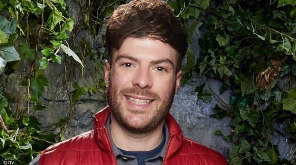 Is Jordan North from I'm A Celeb gay or straight. Does he have a girlfriend, boyfriend, married?