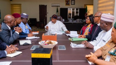 Photo of In Pictures, Aregbesola Hosts Management Team Of Infrastructure Concession Regulatory Commission (ICRC) ‪