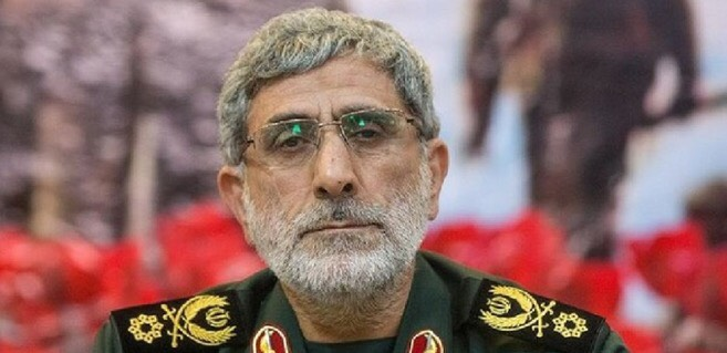 Iran Names Esmail Qaani To Replace General Killed By US Airstrike
