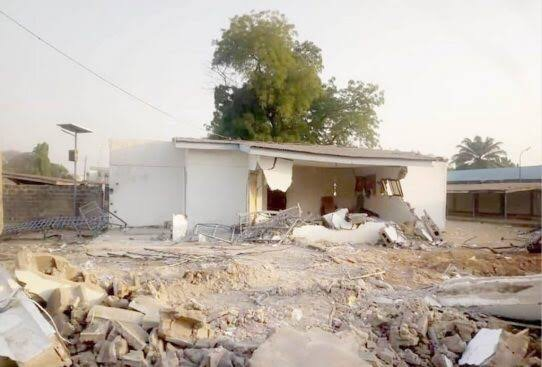 Kwara Government: Property Demolished Was A Security Risk Not Old People's Home