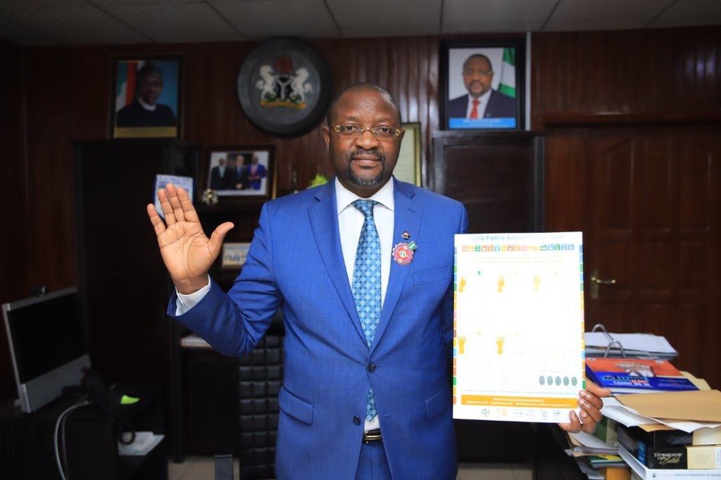 I'll Work With Govt To Give You Succour, Sunday Dare Assures Akesan Market Fire Disaster's Victims