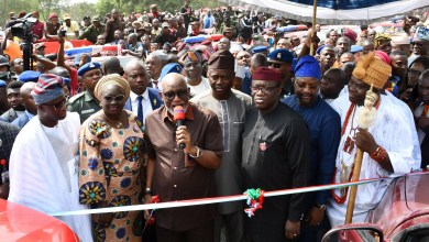 Photo of 'Amotekun Will Not Rival Police, Other Federal Security Agencies'