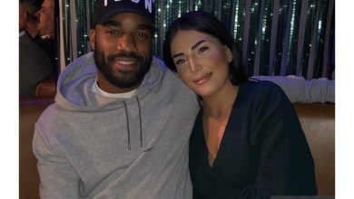 Photo of Arsenal Striker Lacazette Caught Cheating With Night Club Worker