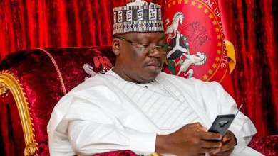 Photo of Lawan @61: The Quintessential Politician Behind The Gavel By Ola Awoniyi