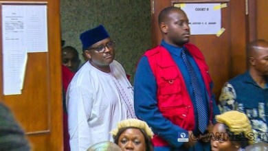 Photo of Court Reserves Ruling On Variation Of Maina's Bail Conditions, January 23