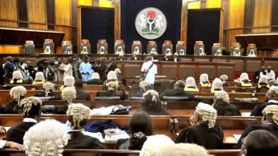 Photo of PDP, APC Go Spiritual As Supreme Court Decides Sokoto, Benue, Kano, Bauchi Poll