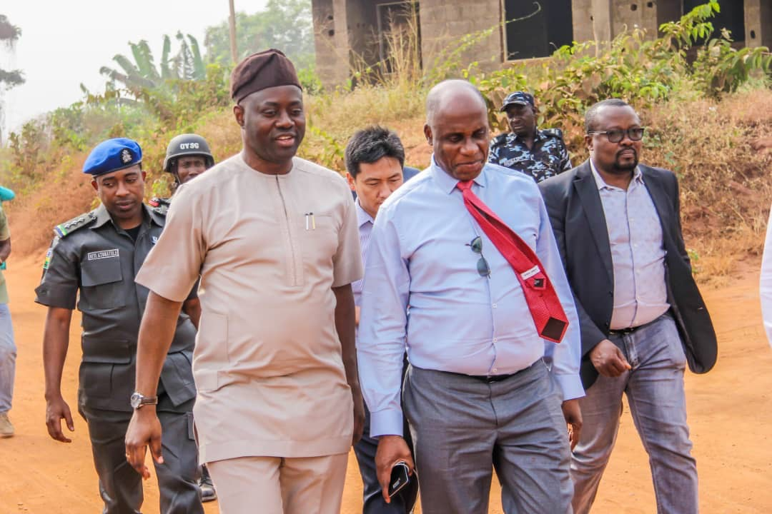 Oyo Will Take Full Advantage Of Lagos-Ibadan Rail Project, Makinde Assures