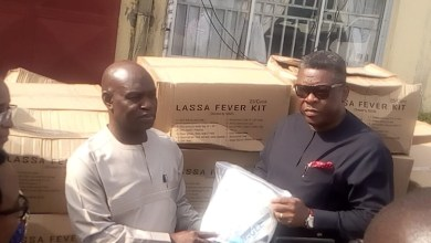 Photo of NDDC Donates Lassa Fever Kits To Delta State
