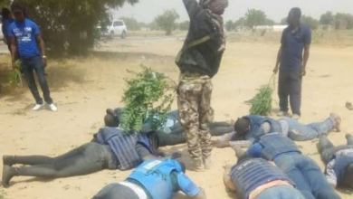 Photo of Insurgency: UN Conducts Simulation Exercise in Maimalari Barracks