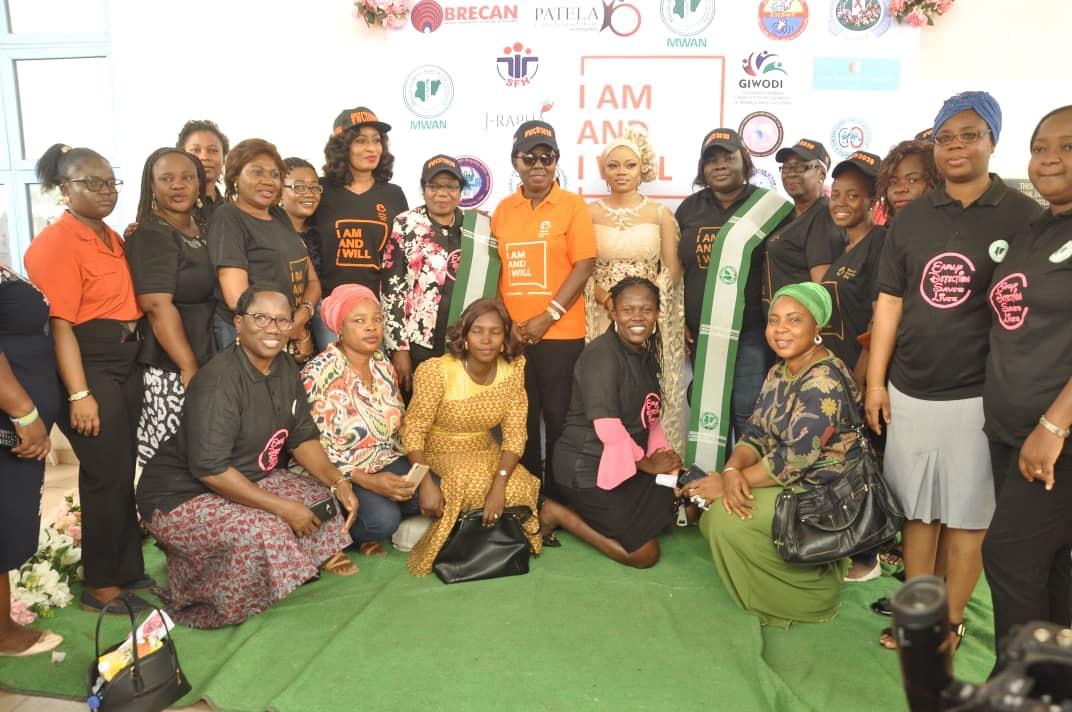 Fighting Cancer Needs Your Widow's Mite - Mrs Akeredolu Tells Nigerians