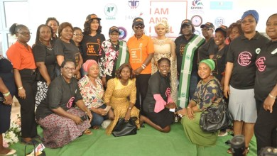 Photo of Fighting Cancer Needs Your Widow's Mite – Mrs Akeredolu Tells Nigerians