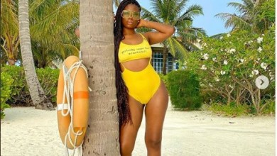 Photo of In Pictures, Davido's Baby Mama, Sophie Momodu Shows Off Super Curves
