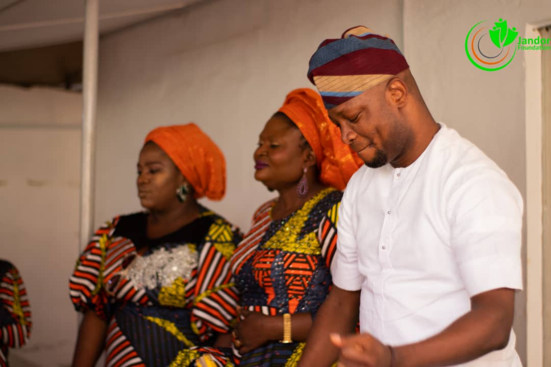 Oshodi-Isolo, Ojo Groups Visit Jandor, Declare Support