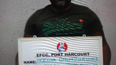 Photo of EFCC Arrests Suspected Internet Fraud Kingpin in Umuahia