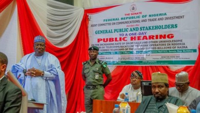 Photo of Drop Calls: Telecom Companies Short-changing Nigerians – Senate President