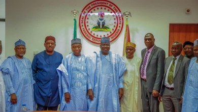 Photo of Senate President Assures Surveyors Of Support