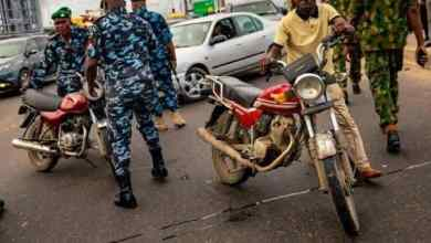 Photo of Breaking: Okada Riders, Taskforce Officials Clash In Lagos + Video
