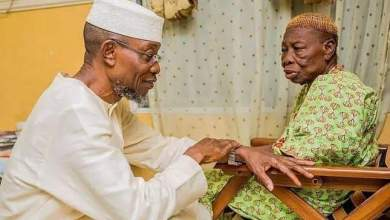 Photo of #Mother's Day: #Aregbesola Pens Emotional Message To Wife, Daughter, Late Mother (Unedited)