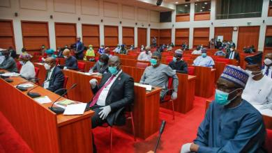 Photo of Senate President Condemns Abduction Of Zamfara Secondary School Girls