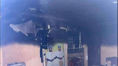 Photo of BREAKING: Sunday Igboho's House In Ibadan Set Ablaze