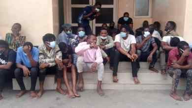 Photo of #COVID-19: Lagos Prosecutes, Fines 65 People For Violating New Year Day Midnight Curfew Order + Photos