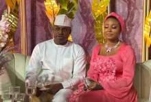 Photo of In Pictures, Union Of Dimeji Bankole & Kebbi Gov's Daughter In Abuja