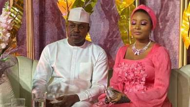Photo of In Pictures, Union Of Dimeji Bankole & Kebbi Gov's Daughter In Abuja