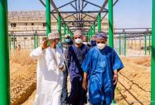 Photo of Images Of Aregbesola's Inspection Of Ongoing Construction Of 3000-capacity Correctional Centre In Kano