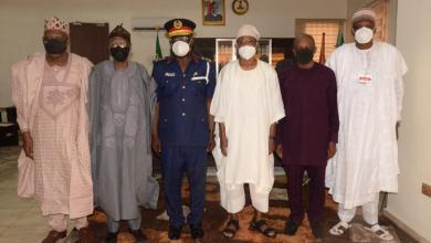 Photo of Minister Charges NSCDC's Acting Commandant General On Professionalism