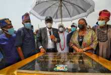 Photo of Sanwo-Olu Delivers 216 Homes In Eti-Osa, Surulere; Names New Iponri Estate After Fashola