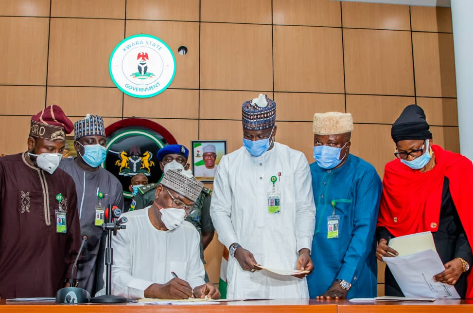 AbdulRazaq, WHO Seek Better Attention To Primary Healthcare