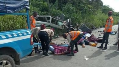 Photo of 7 Dead, 4 Injured As Prison Warden Cause Fatal Accident In Imo