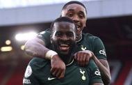 Ndombele's Stunner Raises Sprus' Top-four Finish Hope