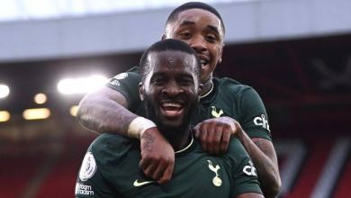 Photo of Ndombele's Stunner Raises Sprus' Top-four Finish Hope