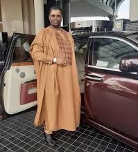 Photo of Late Billionaire Businessman, Aare Bolu Akin-Olugbade Laid to Rest at Ikoyi Vault, Yesterday