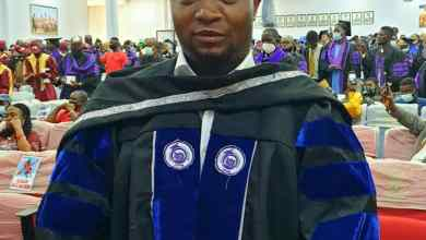 Photo of In Pictures, Jandor Bags Honourary Doctorate Degree From American University