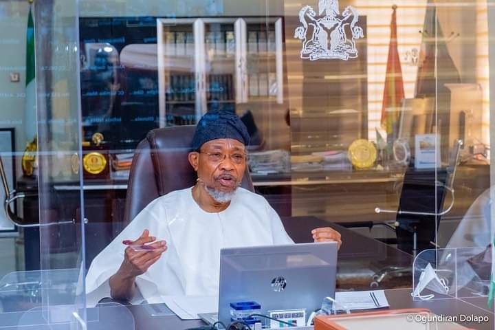 Aregbesola To FFS Officers: Improve On Your Safety, Emergency Responses